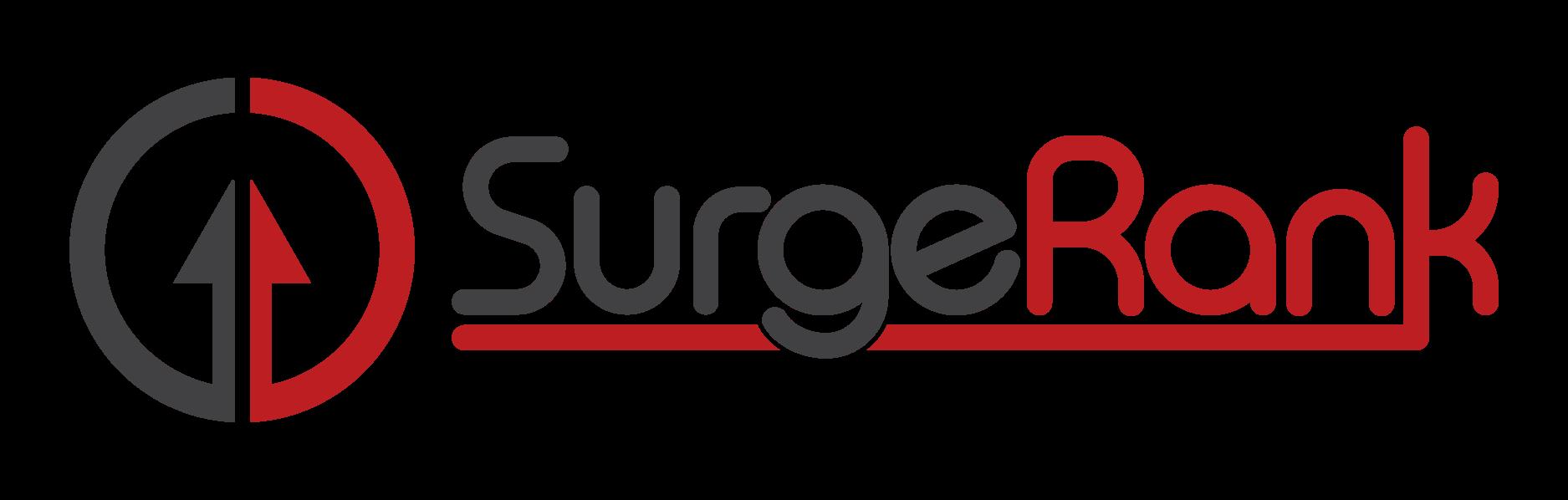 surge rank logo